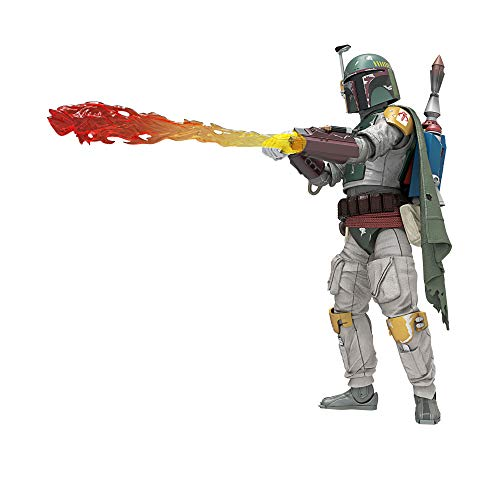 Hasbro F1271 Star Wars The Black Series Boba Fett 15 cm große...