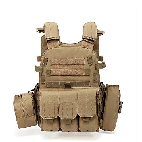 lilico Taktische Weste Softair Weste Wasserdicht Airsoft Tactical...