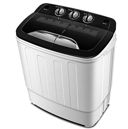 Tragbare Waschmaschine TG23 - Waschtrockner Maschine mit Wasch-...
