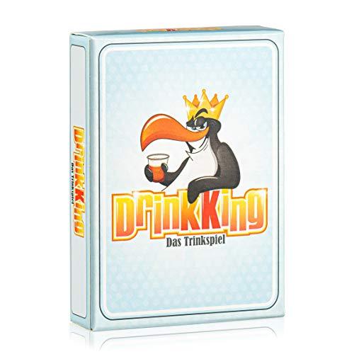Spielehelden Drinkking - Trinkspiel - Partyspiel für Erwachsene...