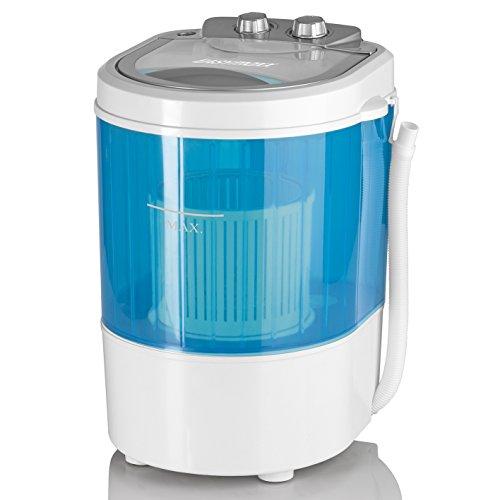 EASYmaxx Mini-Waschmaschine ideal zum Waschen unterwegs |...