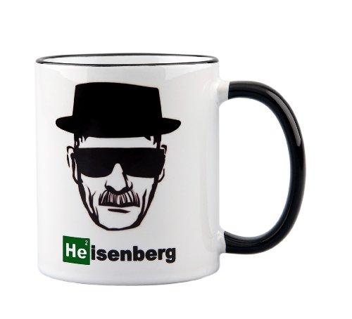 Tasse Heisenberg - Walter White - Los Pollos Hermanos - Breaking...