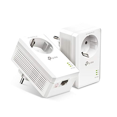 TP-Link Powerline Adapter Set TL-PA7017P KIT(1000Mbit/s Homeplug...