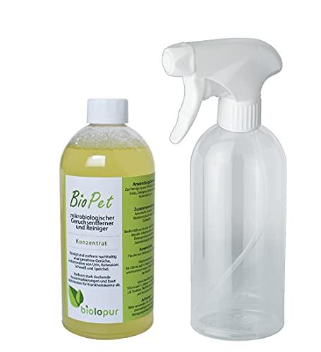 Biolopur   Geruchsneutralisierer   Geruchsentferner   Spray  ...