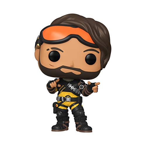 Funko 43284 POP Games: Apex Legends - Mirage Collectible Toy,...
