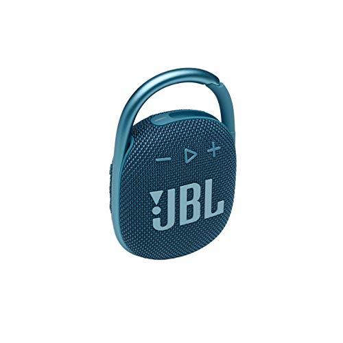 JBL CLIP 4 Bluetooth Lautsprecher in Blau – Wasserdichte,...