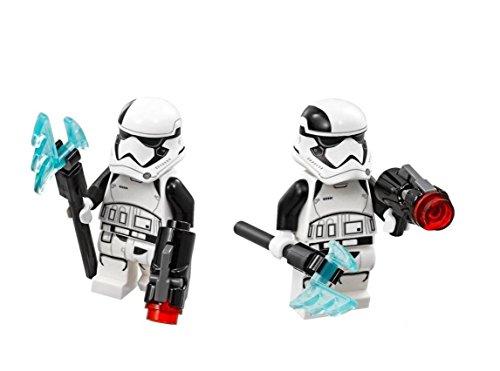 LEGO Star Wars 75197 Sammelfiguren, 2 Episode 8 Minifiguren –...