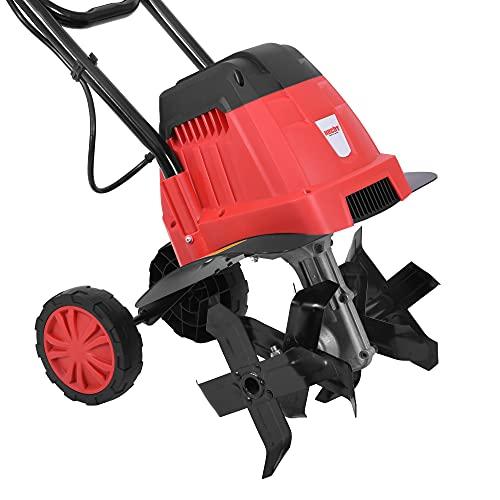 HECHT Elektro Gartenhacke (NEU) für optimale Bodenbearbeitung...