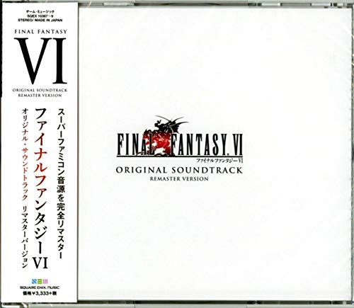 Final Fantasy Vi (Remastered) (Original Soundtrack)