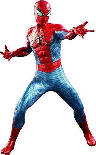 Hot Toys Marvel Spider-Man Game Spider-Man (Spider Armor - MK IV...