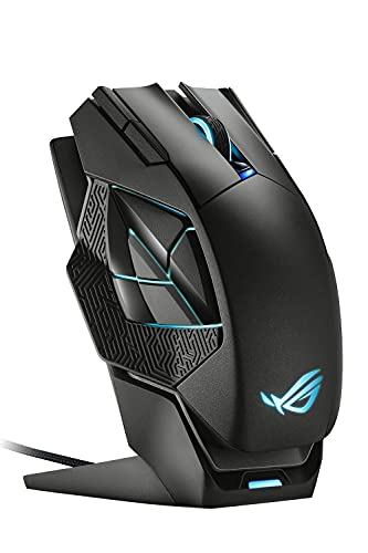 ASUS ROG Spatha X Wireless Gaming Mouse (Magnetischer...