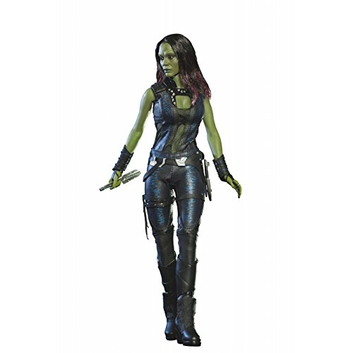 Disney Hot Toys Gamora Guardians of The Galaxy Figur 1:6