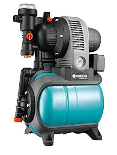 Gardena Classic Hauswasserwerk 3000/4 eco: Hauswasserpumpe mit...