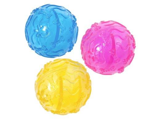 Karlie Hundespielzeug Tpr Ball, durchmesser 8 cm, farblich...
