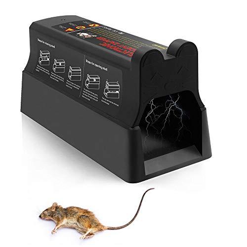 Suminey Elektronischer Rattenfalle, Ratten und Mäuse Catcher...