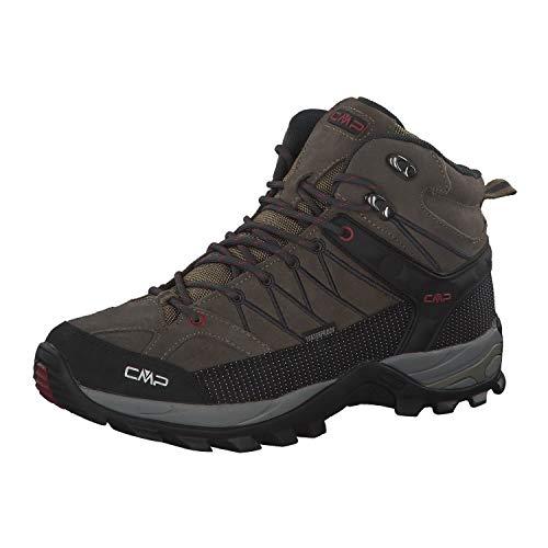 CMP Herren Rigel Mid Shoe Wp Trekking- & Wanderstiefel, Beige...