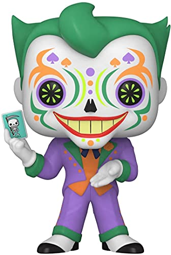 Funko 57417 POP Heroes: Dia De Los DC- Joker