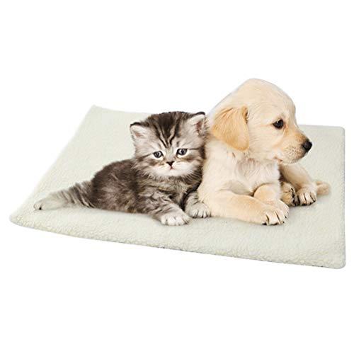 Mgsiko Selbstheizende Decke für Katzen Hunde, Heizdecke...