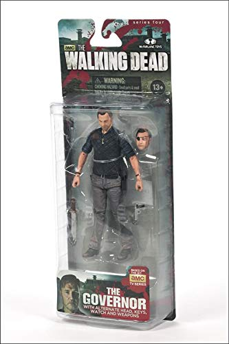 McFarlane Toys The Walking Dead TV Series 4 - Figur The Governor