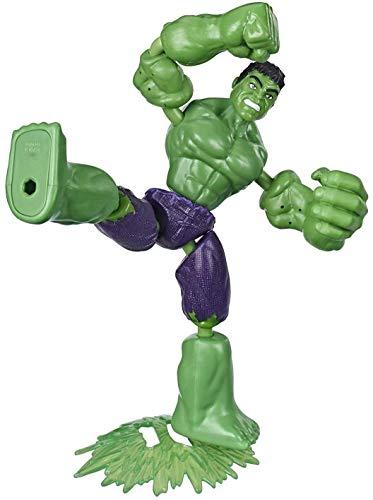 Hasbro Marvel Avengers Bend And Flex Action-Figur, 15 cm große...