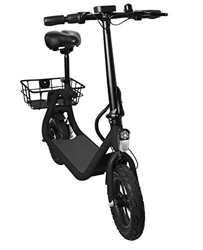"E-Scooter ""Power Seat"", 21 km/h, 350 Watt, 15 kg, 36V/8Ah..."