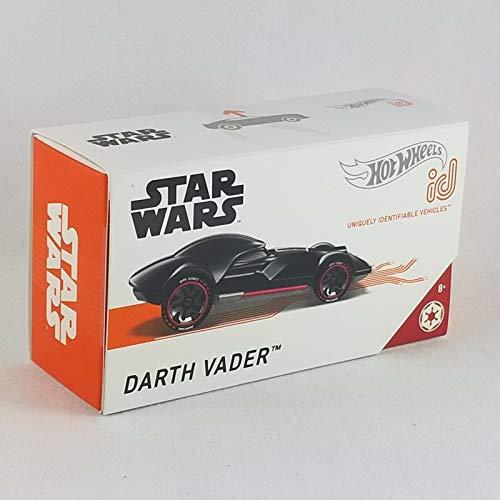 Hot Wheels ID Star Wars Darth Vader Black Series 1