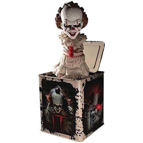 IT Pennywise Mezco Toyz Burst a Box Standard