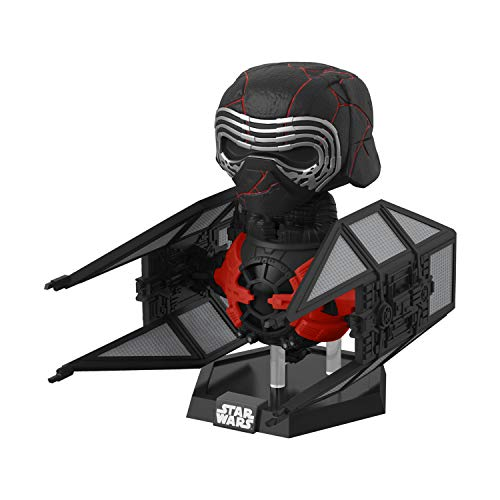 POP! Deluxe: Star Wars The Rise of Skywalker - Supreme Leader Kylo Ren