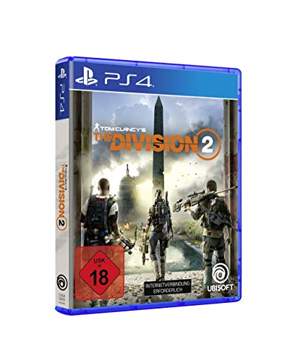The Division 2 - [PlayStation 4 - Disk] Standard Edition