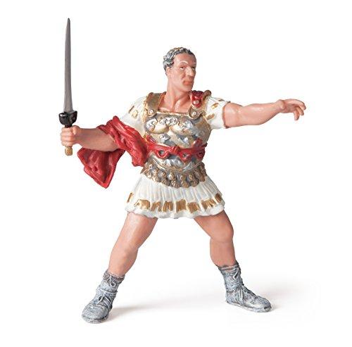 Papo 39804 Caesar HISTORISCHE Figuren, Mehrfarben