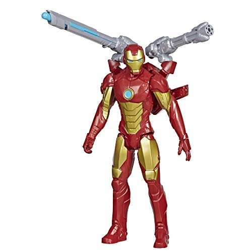Hasbro E7380 Marvel Avengers Titan Hero Serie Blast Gear Iron...