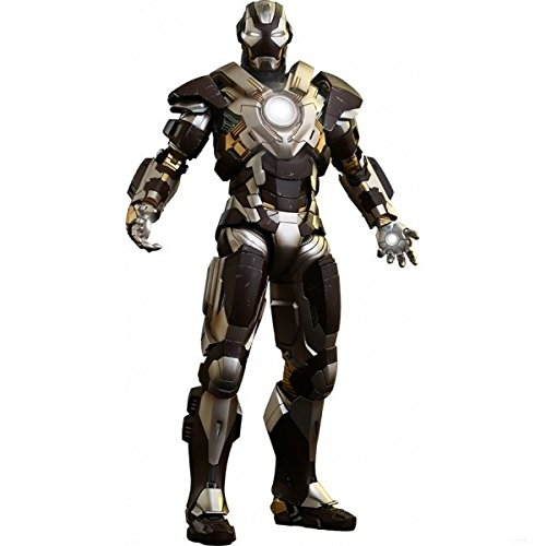 BANDAI Hot Toys–mms303–Statue von Iron Man Tank Mark 24–Univers...