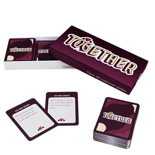ZENAGAME Together - Spiel für Paar - 150 Karten für Spiele zu...