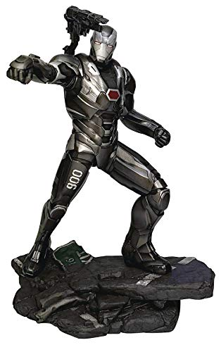 Diamond Select Avengers Endgame War Machine PVC Figure