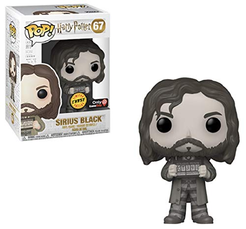 Funko Pop! Harry Potter Sirius Black Chase Edition Limited