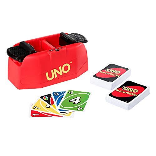 Mattel Games GKC04 UNO Showdown Kartenspiel und Familienspiel...