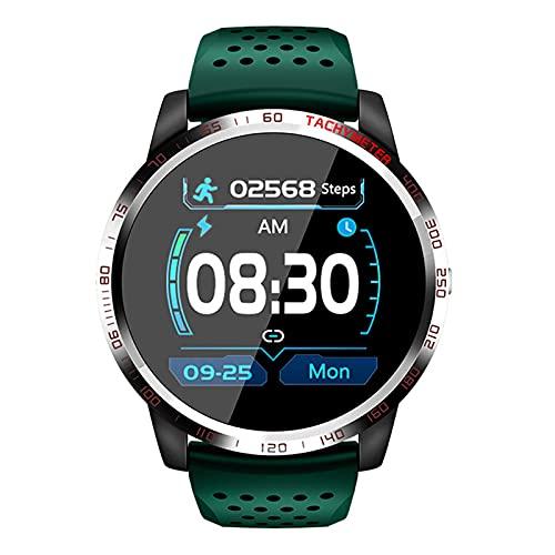 IP67 wasserdichte Smartwatch, EKG + PPG Bluetooth Sport Armband...