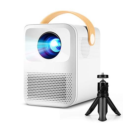 Mini Beamer, PODOOR Projektor 1920*1080P Native 1080P Full HD...
