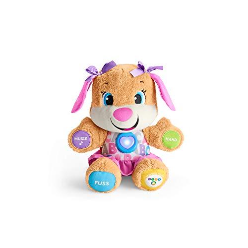 Fisher-Price FPP53 - Lernspaß Hundefreundin Baby Spielzeug und...