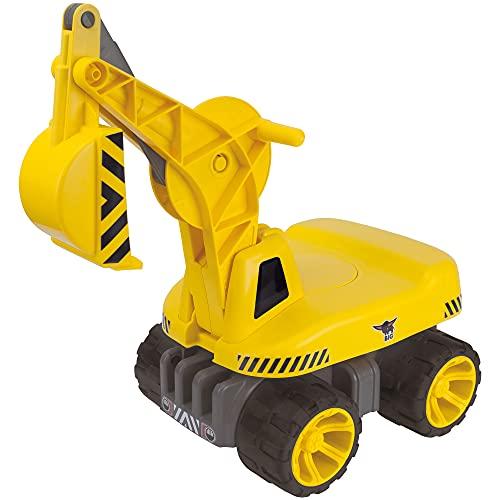 BIG - Power-Worker Maxi-Digger - Kinderfahrzeug, geeignet als...