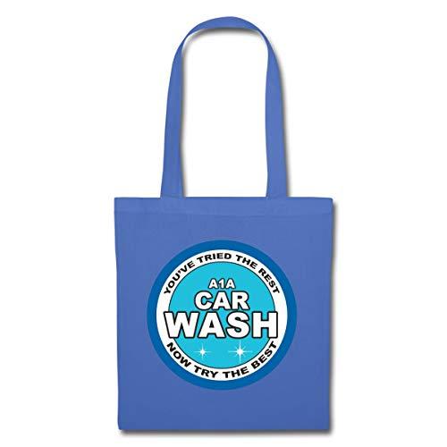 Spreadshirt Breaking Bad Car Wash Waschanlage Logo Stoffbeutel,...