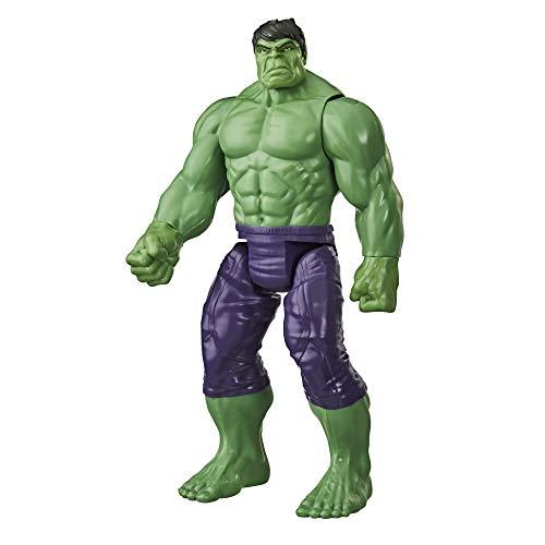 Hasbro E7475 Marvel Avengers Titan Hero Series Blast Gear Deluxe...