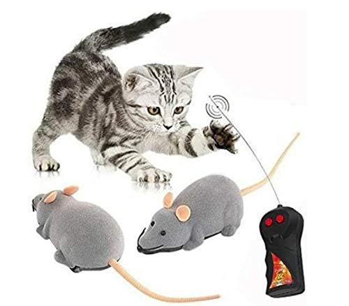 Jobewnipz Lustiges Katzen- und Hundespielzeug,Realistisches...