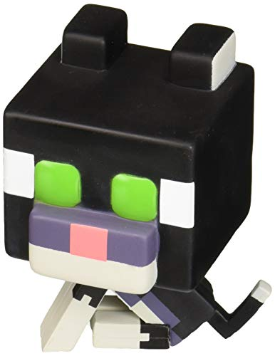 FunKo POP! Games Minecraft Tuxedo Cat 3.75' CHASE VARIANT Vinyl...