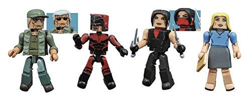 Marvel Minimates Daredevil TV Box Set