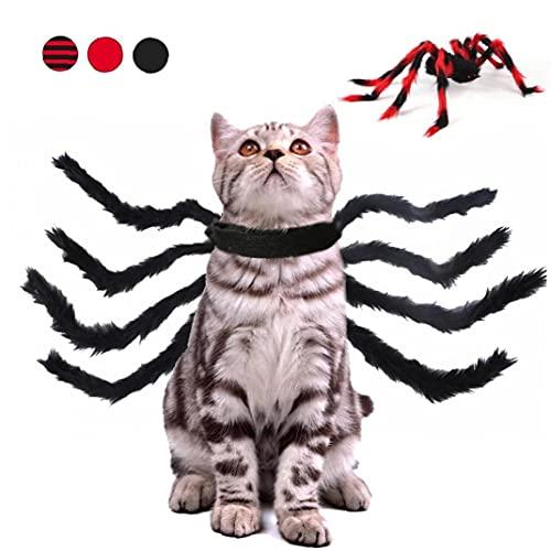 1PC Tiere Halloween-Spinnen-Kostüm Lustige bewegliche Tiere...