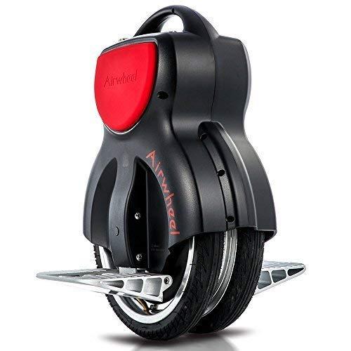 Airwheel Q1 Mini-Elektro-Einrad mit Doppelrad für Erwachsene und...