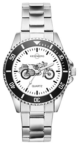 KIESENBERG Uhr - Geschenke für Zündapp KS50 Sport Motorrad...