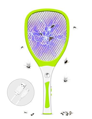 Elektrische Fliegenklatsche,Insekten Mörder,Moskito...