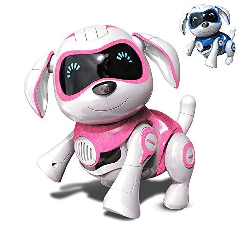 RCTecnic Roboterhund für Kinder Rock Puppy Interaktives...